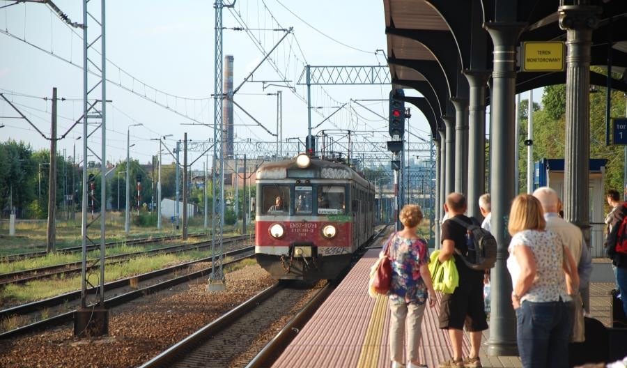 PLK zleci przygotowanie przebudowy stacji Zawiercie