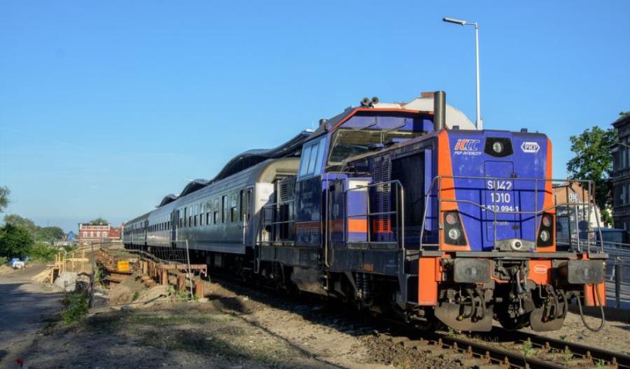 PKP Intercity unieważniło przetarg na modernizację lokomotyw manewrowych