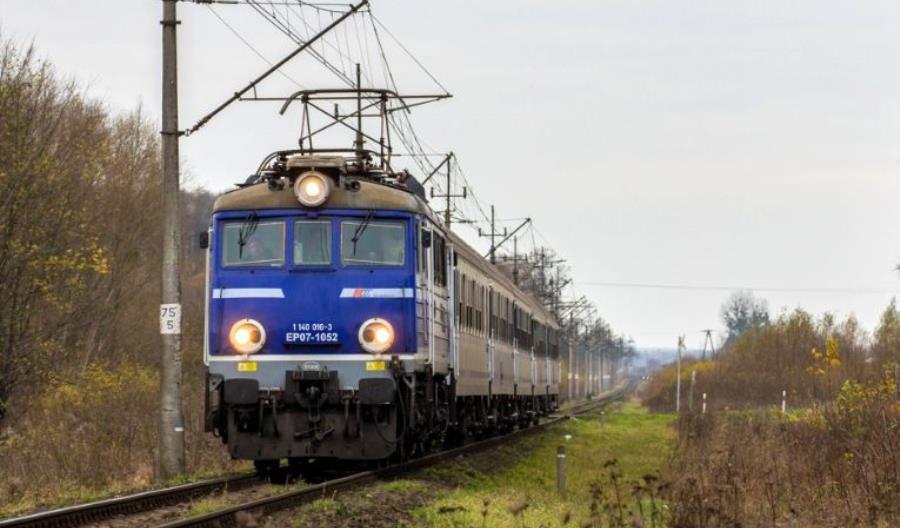 Intercity zmodernizują aż 76 lokomotyw