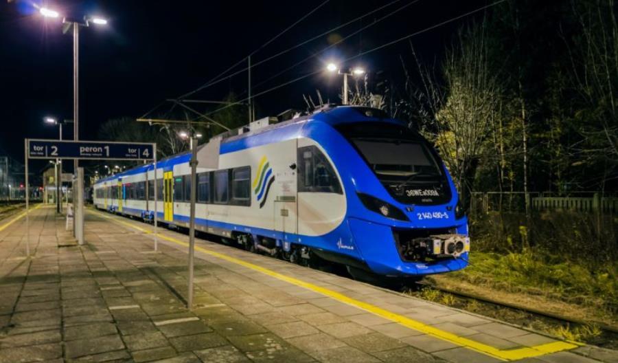 Koleje Śląskie poprawią skomunikowanie z pociągiem z Wielunia