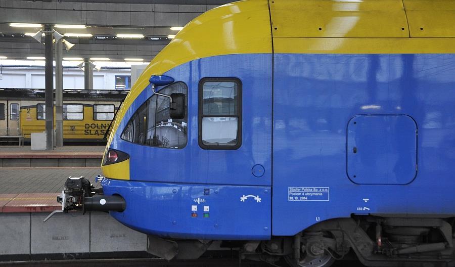 Koleje Śląskie uruchomią specjalne połączenia w Sylwestra i Nowy Rok