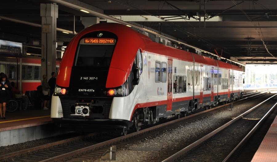 Koleje Wielkopolskie pojadą jako Poznańska Kolej Metropolitalna. Jest umowa