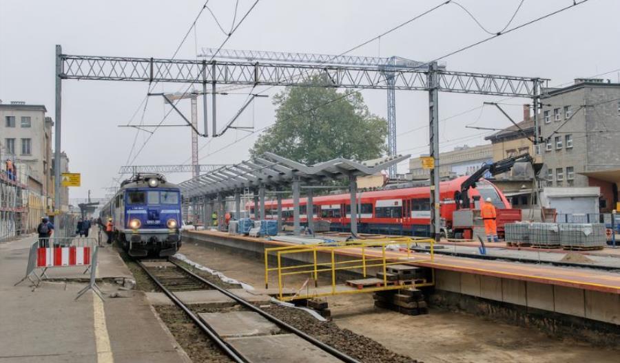 Kontrole pociągów w czasie ferii