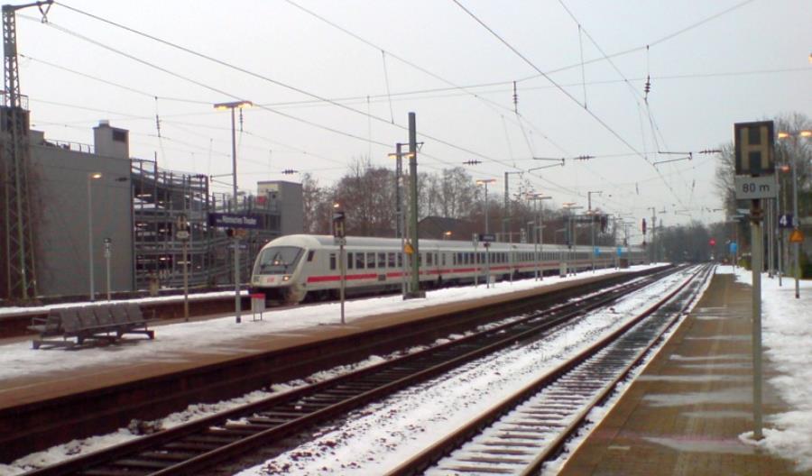 Ruch pociągów w Niemczech powoli wraca do normy [aktualizacja]