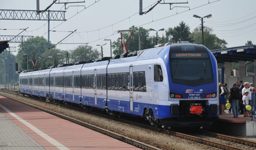 Zmiany w przetargu na 12 ezt dla PKP Intercity na wniosek Stadlera