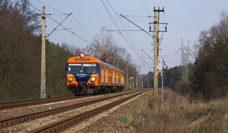 Warmińsko-mazurskie: 12 mln zł na zmodernizowany EN57