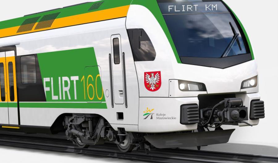 Koleje Mazowieckie z unijnym dofinansowaniem – 580 mln zł na nowe pociągi