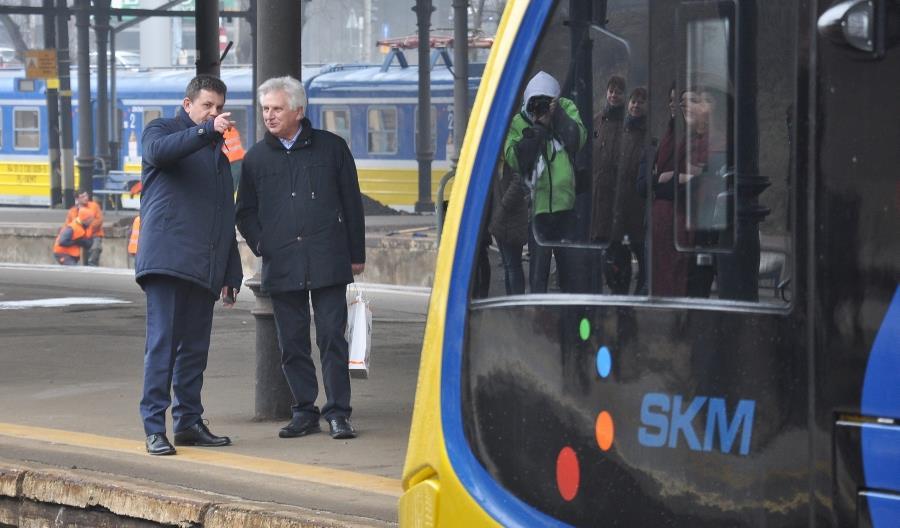 Struk: Ile do nowych pociągów SKM dorzuci się PKP?