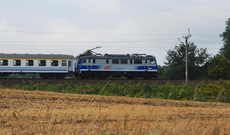 Oferta na przeglądy P4 lokomotyw EU07A przekroczyła kosztorys