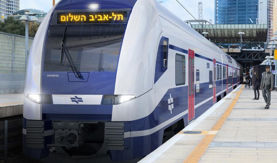 Koleje Izraelskie podpisują duży kontrakt z Siemensem