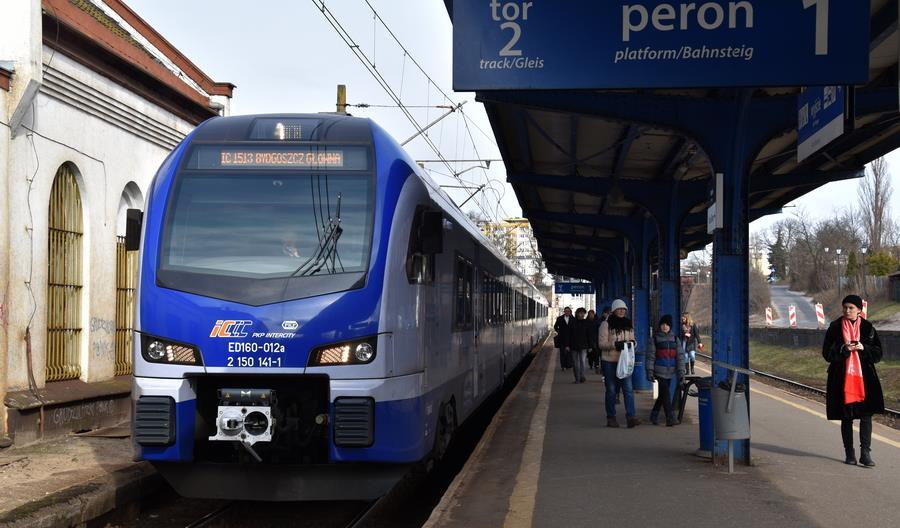 UTK: Łatwiej złożymy reklamację na przejazd pociągiem