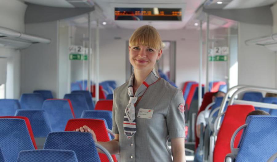 Rosja chce więcej kobiet na kolei