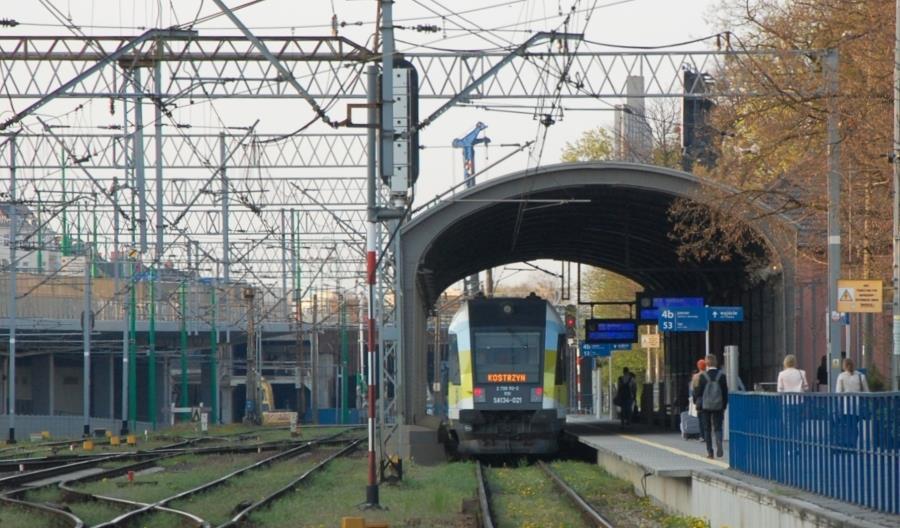 Nowe lubuskie spalinowe pociągi pojadą z Poznania do Kostrzyna