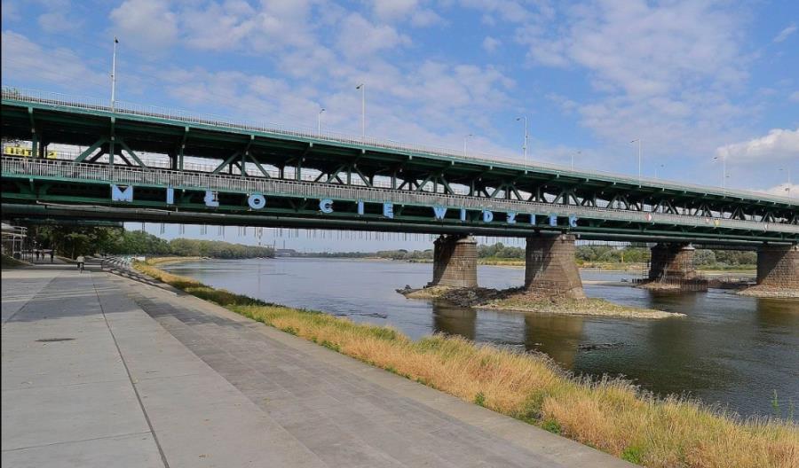 Warszawa: PLK w końcu weźmie się za most Gdański