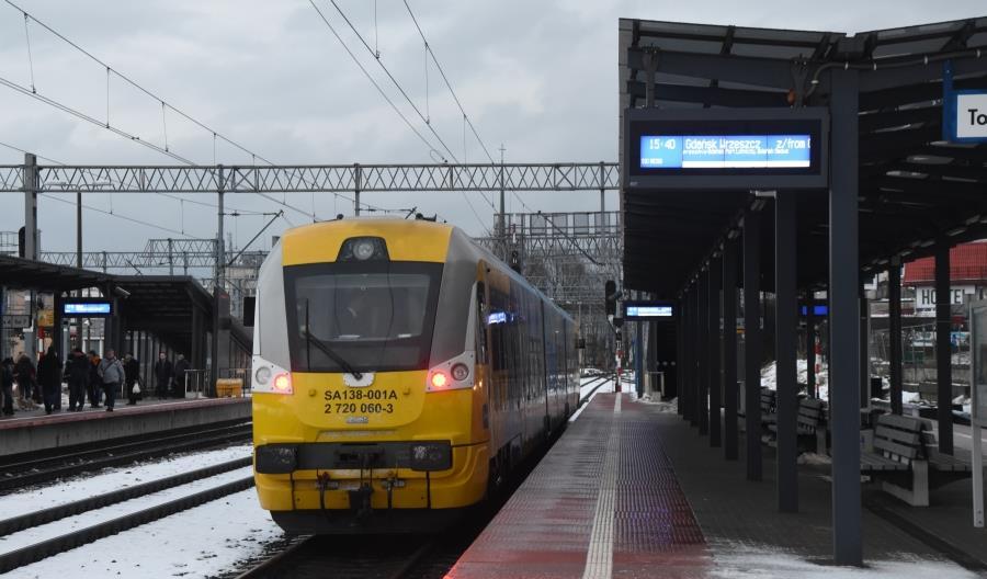 Egis i WYG z kolejnymi zleceniami na projektowanie modernizacji linii 201