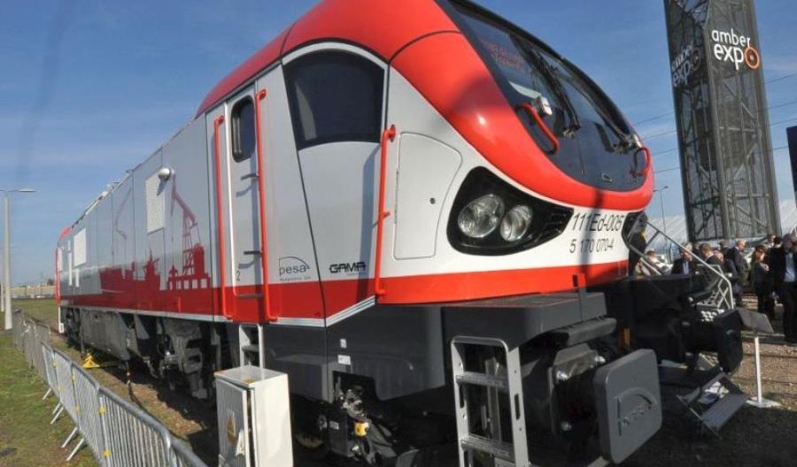 PKP Cargo wydzierżawiło Gamę Marathon od Pesy i PFR