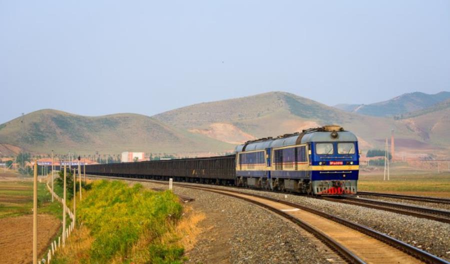Kolejowy Nord Stream kontra Trasa Transkaspijska