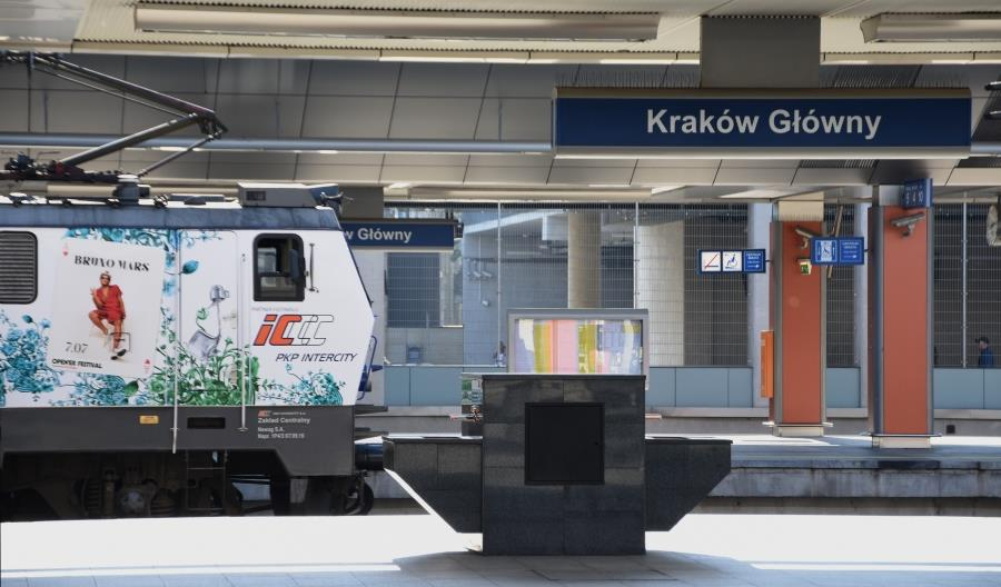Opóźnione pociągi między Krakowem i Przemyślem zniechęcają do jazdy po nowej E30