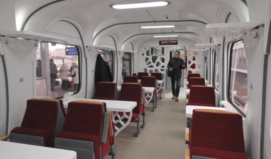 PKP Intercity przebuduje wagony pierwszej klasy na restauracyjne [aktualizacja]
