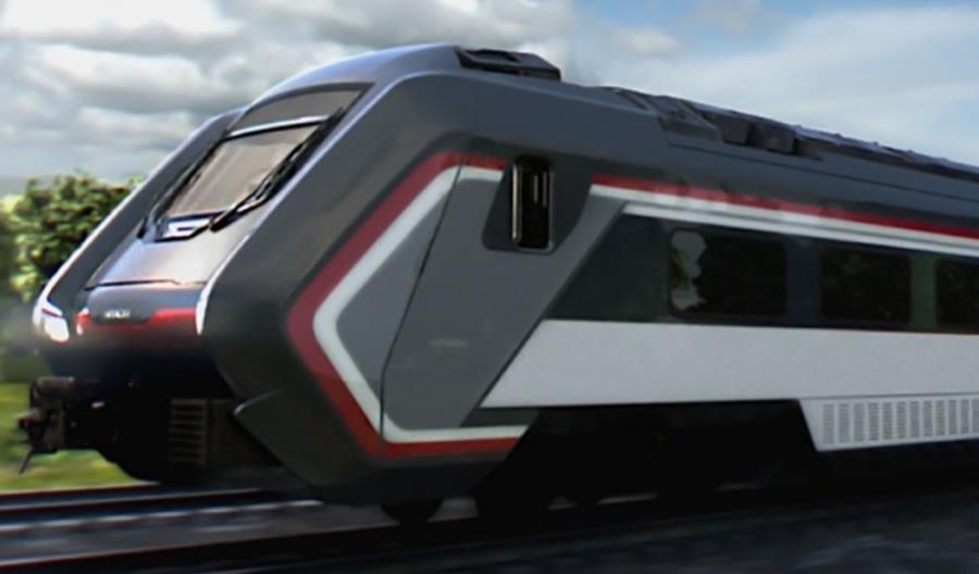 Hitachi wyprodukuje do 135 spalinowych zespołów trakcyjnych dla Trenitalii