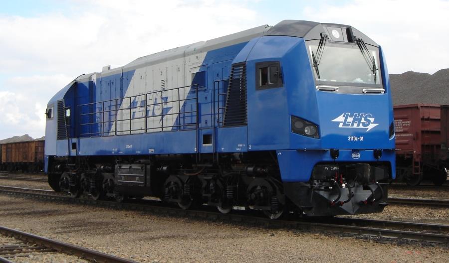 Newag dostarcza lokomotywy 311Da do PKP LHS przed terminem