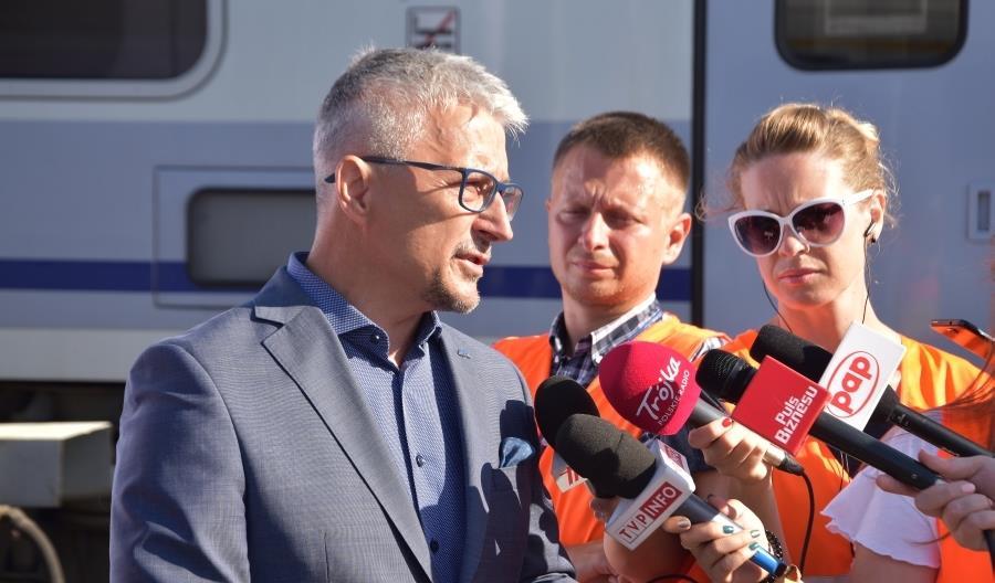 Ignacy Góra: Maszynista nie jest z automatu rewidentem taboru