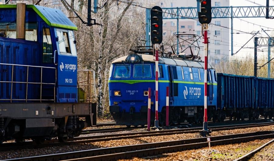 PKP Cargo chce kupić nowe lokomotywy elektryczne