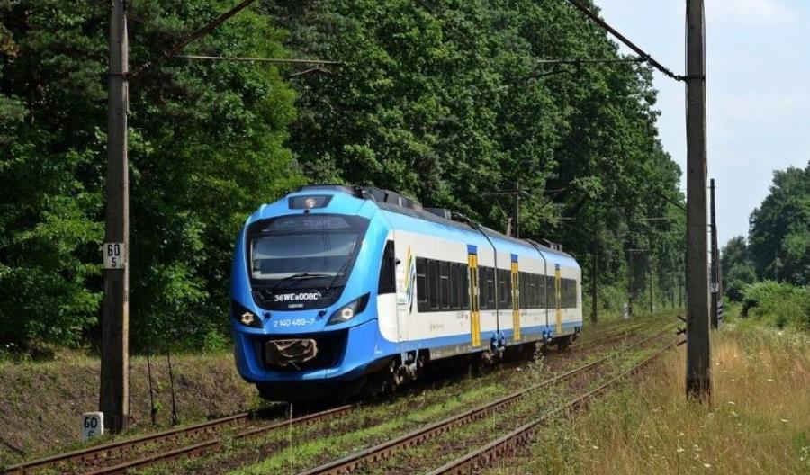 Korekta rozkładu: Utrudnienia na liniach Kolei Śląskich S1, S5 i S7