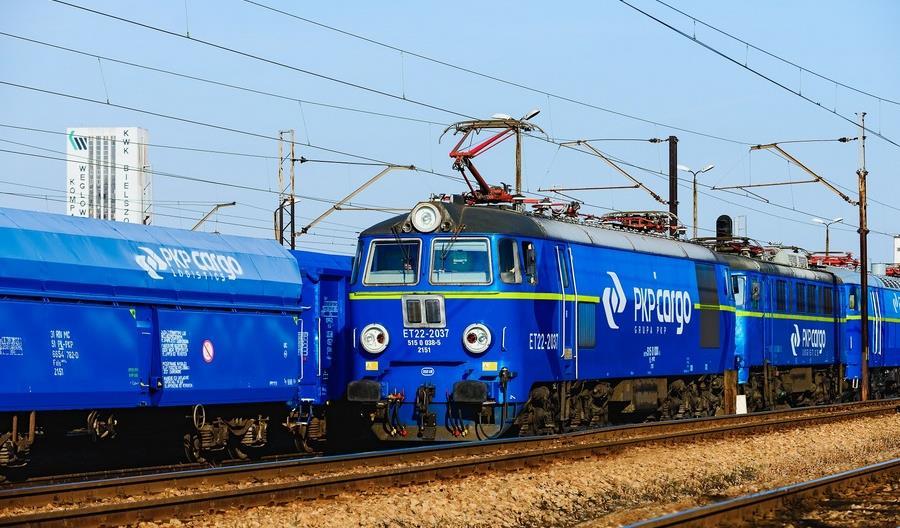 PKP Cargo więcej zarabia na przewozach kamienia, rosną wskaźniki w intermodalu