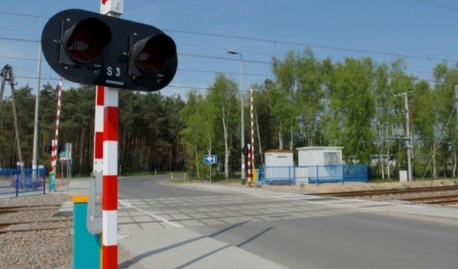 Inwestycje w przejazdy kolejowo-drogowe na Podkarpaciu w trakcie realizacji