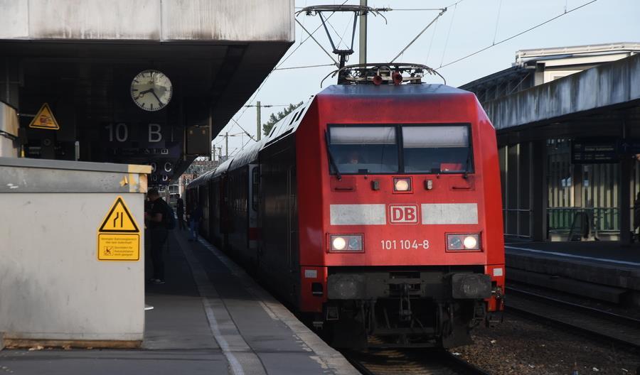 Zbyt wiele opóźnień pociągów w Niemczech skutkuje zmianą w zarządzie DB