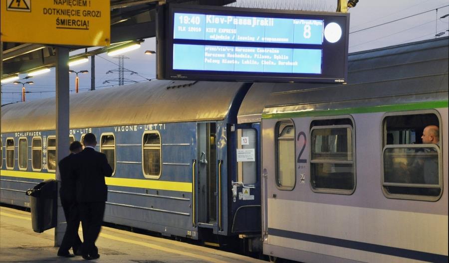 Nie można kupić biletów na wszystkie pociągi PKP IC w nowym rozkładzie jazdy