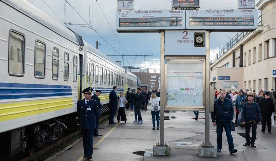 """Ukraina – Estonia: """"Pociąg czterech stolic"""" dotrze do Tallinna?"""