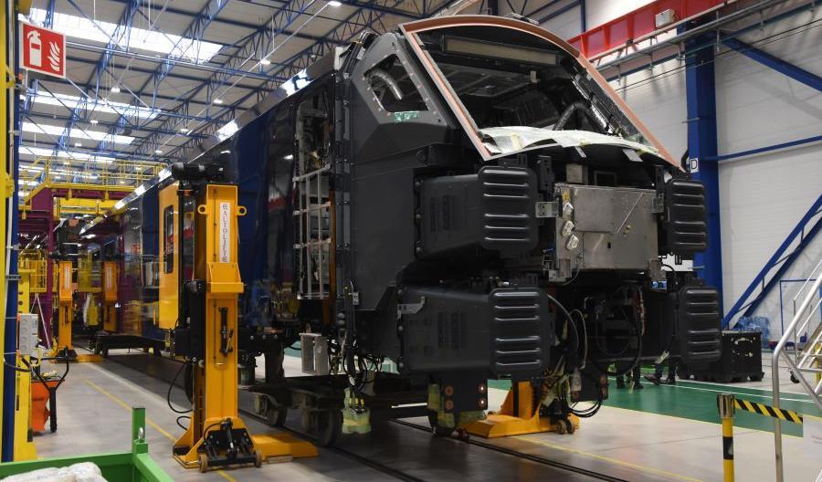 Alstom z niezłym wynikiem za okres 2018/2019. Daje sobie radę bez Siemensa