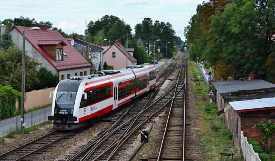 Koleje Wielkopolskie z przetargiem na dzierżawę czterech szynobusów