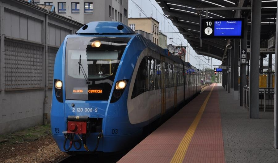 Od 9 grudnia 2018 Koleje Śląskie uruchomią więcej pociągów