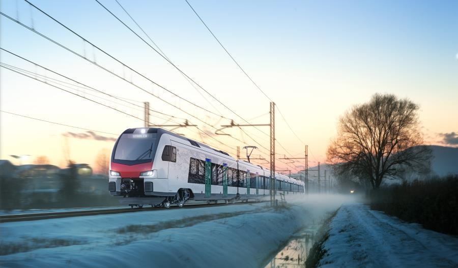 Nowe pojazdy dla TILO: FNM i Stadler podpisują umowę ramową