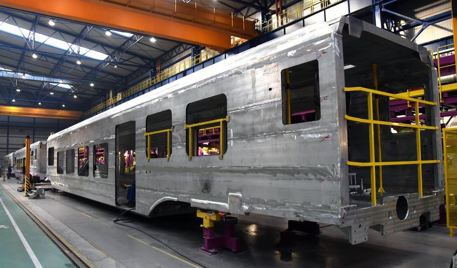 200 polskich poddostawców pomoże zbudować pociągi Coradia Stream dla Holendrów