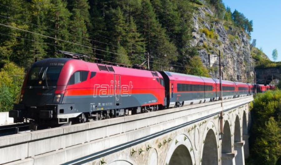 Od niedzieli Railjet xpress połączy Wiedeń i Bratysławę