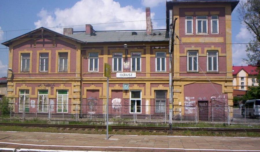 Nie brakuje chętnych do projektowania przebudowy stacji Olkusz [oferty]