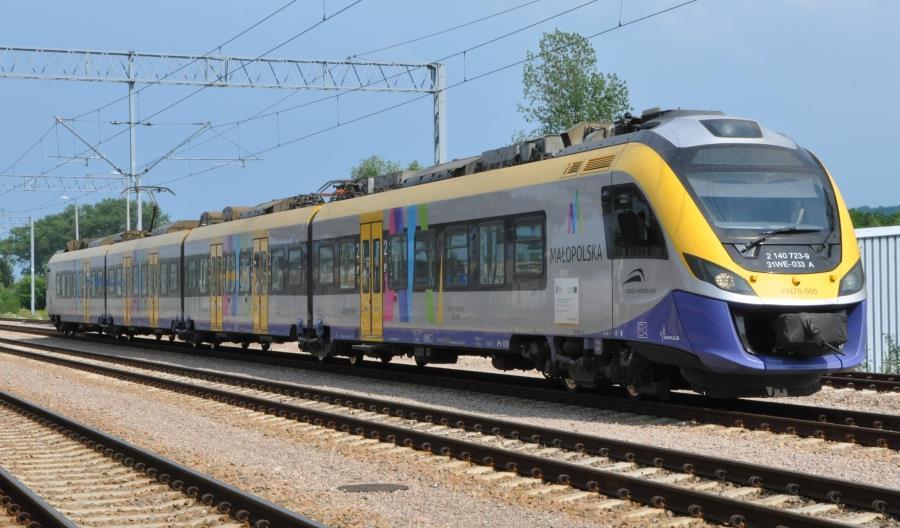 Koleje Małopolskie w ofercie Wspólny Bilet