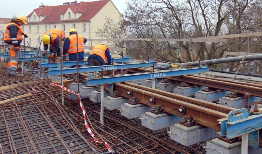 Modernizacja gorzowskiej estakady znowu zwiększa opóźnienie