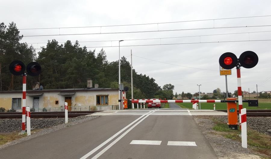 17 mln zł na zwiększenie bezpieczeństwa na przejazdach w Kujawsko-Pomorskiem