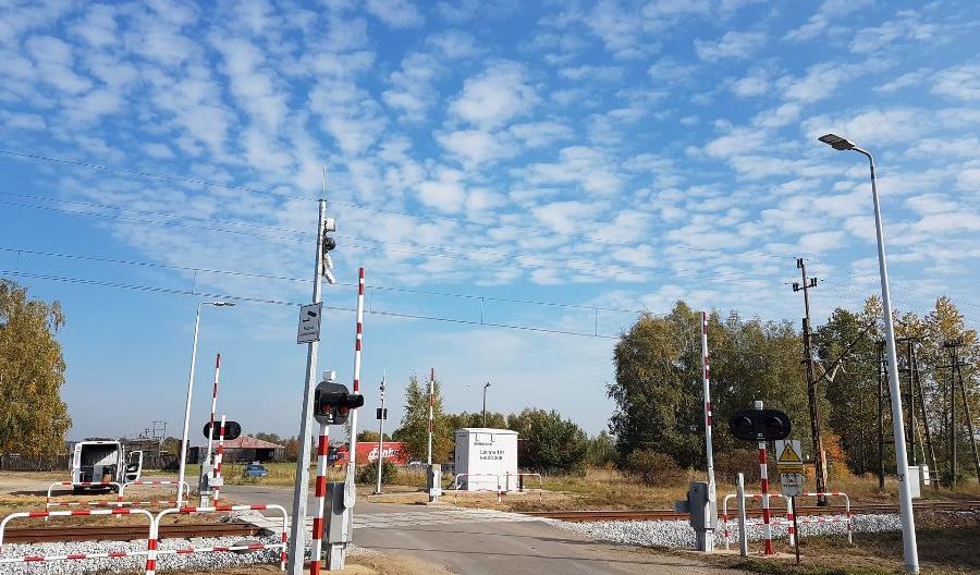 Kamery obserwują ponad 1300 przejazdów kolejowych