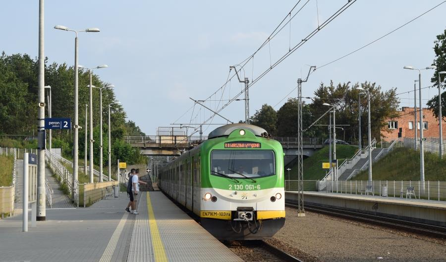 Zamknięcie linii radomskiej. Jak pojadą pociągi?