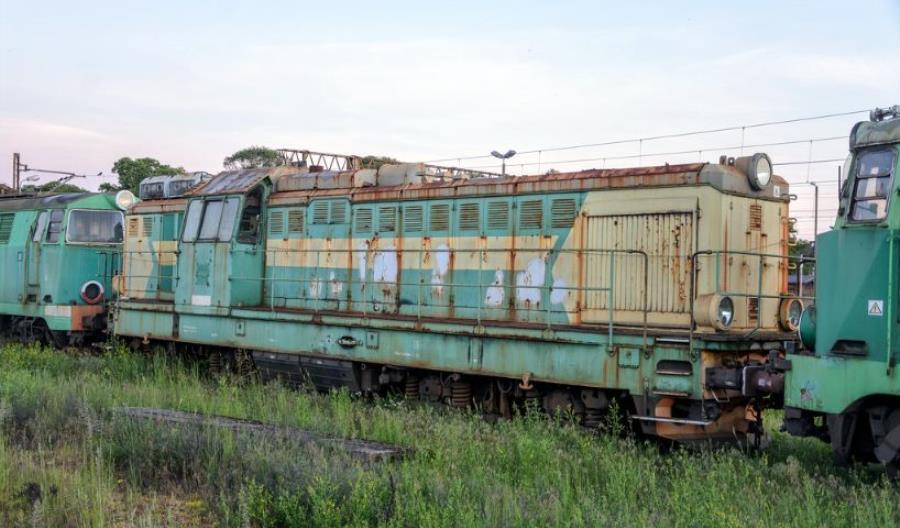 PKP Cargo wystawiło na sprzedaż 159 wraków lokomotyw