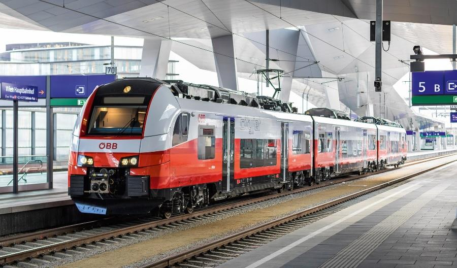 Siemens Mobility dostarczy dodatkowe 24 pociągi regionalne dla ÖBB