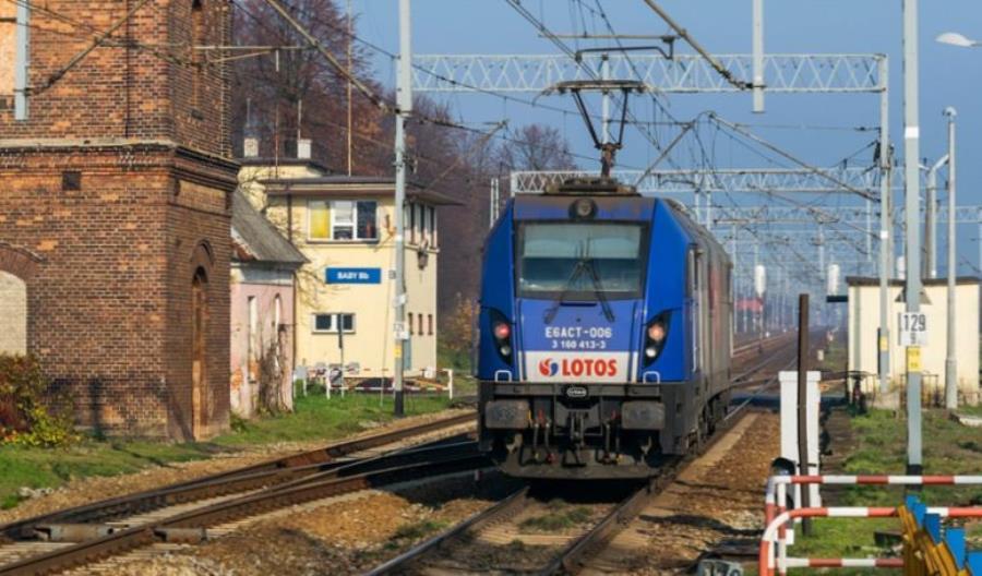 Ruszyły intermodalne przetargi Lotos Kolej. Nowe lokomotywy i setki platform