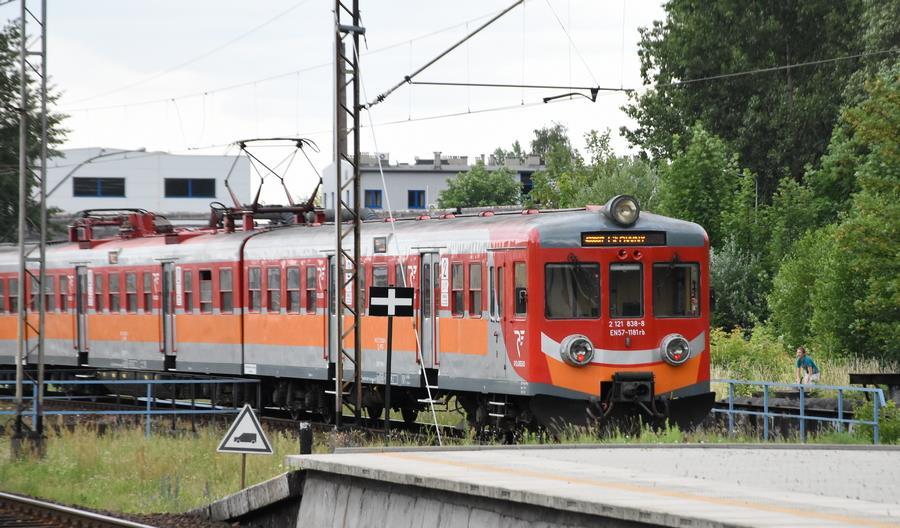 Przewozy Regionalne ze zgodą na komercyjne pociągi z Krakowa do Przemyśla
