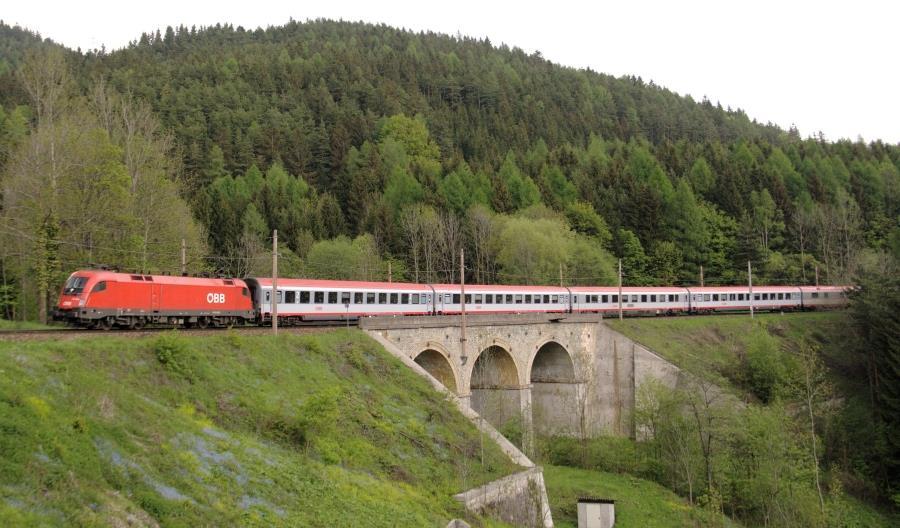 Koleje Austriackie pochwaliły się wynikami za 2018 rok